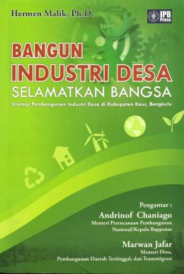 Buku Pemberdayaan Industri Desa IPB